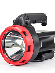 LED Flashlights/Torch LED 800 Lumens 3 Mode Cree XR-E Q5 Lithium Battery Emergency High Power DimmableCamping/Hiking/Caving Everyday Use