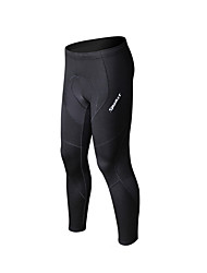 SPAKCT Cycling Pants Men's Bike Tights Breathable Quick Dry YKK Zipper 100% Polyester Solid Cycling/Bike Fall/Autumn Winter