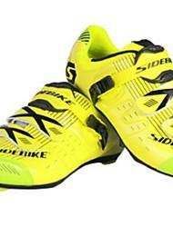 BODUN/SIDEBIKE® J050179 003 Cycling Shoes Men's Anti-Slip Wearproof Breathable Ultra Light (UL) Wearable Mountain Bike Road BikePU