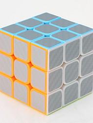 Игрушки Гладкая Speed Cube 3*3*3 5*5*5 Кубики-головоломки Радужный Скраб наклейки / Пластик
