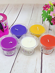 Candles Holiday Natural Home Decoration