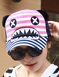 Fashion Spring And Summer Tidal Big Mouth Shark Bar Eye Mesh Cap Women 'S Baseball Cap
