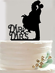 Cake cake decoration yakeli the bride and groom