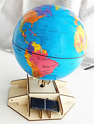 1 PC Diy Creative 3D Three-Dimensional Model Of The Earth'S Solar Jigsaw Puzzle Home Furnishing Creative Arts And Crafts Decorative Ornaments
