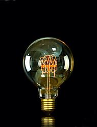 e27 source lumineuse art déco de tungstène 25w edison bofa de g95 (85v-265v)