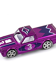Race Car Toys 1:64 Metal Plastic Purple