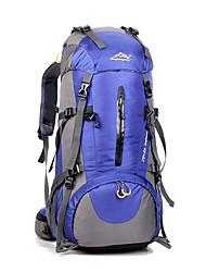 45 L Randonnée pack Sac de Randonnée Voyage Duffel sac à dos Camping & Randonnée VoyageEtanche Résistant à la poussière Vestimentaire