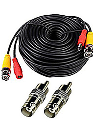 15 Meters BNC Video and Power 12V DC Integrated Cable