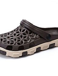 Summer Men Sandals Breathabel Beach Shoes Slip on Loafers