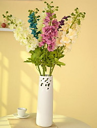 1 Branch Artificial Flowers (Random color)