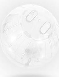Грызуны Колесо для упражнений Пластик Белый Синий Розовый Желтый