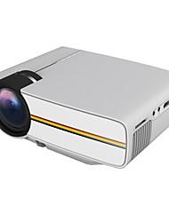 projector yg400 casa mini-alta definição levou micro projetor branco