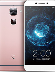 "LeEco Le 2 X528 5.5 "" Android M 4G Smartphone ( Dual - SIM Octa Core 8 MP 3GB + 32 GB Gold Silber Rosig )"