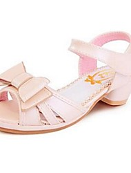 Girl's Sandals Comfort PU Casual Pink