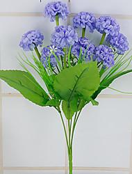 1 Ramo Outras Outras Flor de Mesa Flores artificiais 14*15*41