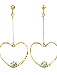 Silver  Gold Color Drog  Earrings For Women