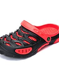 2017 New Design Men's Sandals Comfort Light Soles Slippers Outdoor Sandbeach Shoes 3 Color