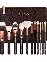 15 Pcs New Zoeva Rose Golden Complete Makeup Brush Set Professional Luxury Set Make Up Tools Kit Powder Blending Brushes