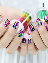 20pcs Transfer Nail a star paper nail polish foil 4 * 120 cm In a boxed