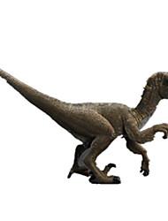 Tue so als ob du spielst Model & Building Toy Spielzeuge Neuartige Dinosaurier Plastik Bronze Für Jungen