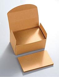 крафт-бумага карты (100 страниц)
