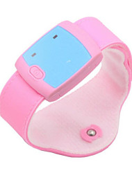 bébé bluetooth thermomètre intelligent enfants intelligents porter thermomètre bracelet à puce moniteur bluetooth