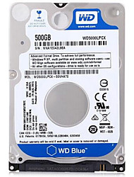 WD WD5000LPCX 500 GB Laptop / Notebook disque dur 5400rpm SATA 3.0 (6Gb / s) 16MB cachette 2.5 pouces