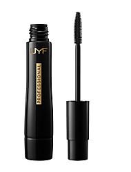 UMF Makeup Long Curling Bushy Eyelash Black Fiber Volume Mascara Eye Lashes Cosmetic