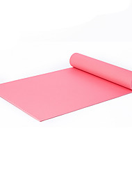 PVC Mats Yoga Eco-friendly Inodore 6 mm Rosa Blu Verde Viola Other