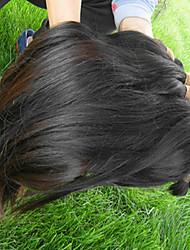 Brasileiro Cabelo Remy Extensão de Cabelo Humano Natural Retas Mechas de Cabelo Humano Remy