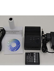 пос-5801 Bluetooth термальный USB принтер формата interfaceprint 58 01mm
