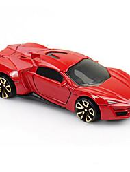 Race Car Toys 1:60 Metal Plastic Red