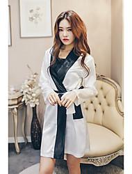 Women Satin Silk Ice Silk Pajama