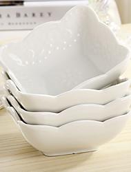 4 Kitchen Ceramic Lunch Box