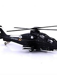 Planes & Helicopters Toys 1:50 Metal Plastic Black