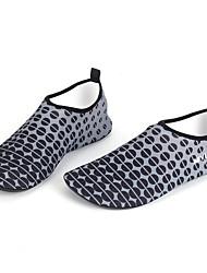Обувь для плавания Не требуется никаких инструментов Подводное плавание и снорклинг Плавание Лайкра Pезина Красный Синий серебристый