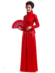 Lolita Clássica e Tradicional Inspiração Vintage Elegant Cosplay Vestidos Lolita Estampado Vestido Para Terileno