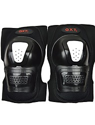 GXT G16 2 Pcs Short Kneepad Protector Motorcycle Motorbike Motorcross Knee Sliders  Motocross Motorcycle Gear