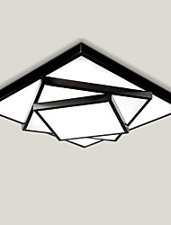 52cm Geometric Pattern Design Modern Style Simplicity LED Ceiling Lamp Metal Flush Mount light Fixture