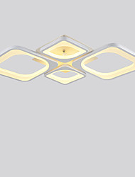 Modern Style Simplicity Acrylic LED Ceiling Lamp Flush Mount Living Room Dining Room Bedroom light Fixture