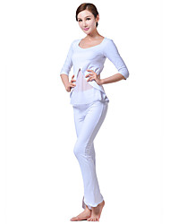 Yoga Clothing Sets/Suits Comfortable High Elasticity Sports Wear Women's-Sports,Yoga