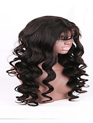 7a Grade Hot Sale Brazilian Virgin Human Hair Products Long Curly Lace Front Wig With Baby Hair Wholesale