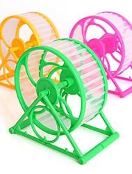 Roedores Rodas de Exercício Plástico Cor Aleatória