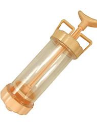 1PC Milking Machine Gun Plastic Cream Decorating Mouth Pastry Bag Decorating Tools