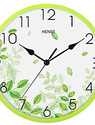 Outros Outros Relógio de parede,Redonda Quadrada Metal Concha Outros 25.2*25.5*3.5 Interior Relógio