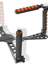 yelangu pliable multifonctionnel aluminium dslr épaule plate-forme pour 5d260d7d550d