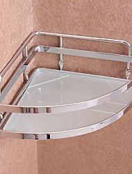 Mensola del bagno / CromoAcciaio inossidabile /Moderno