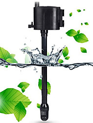 Aquarium Water Pump Noiseless 15W 1000L/H AC 220-240V