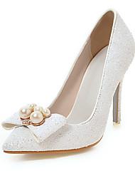 Women's Heels Spring Summer Fall Winter Club Shoes Customized Materials Wedding Party & Evening Dress Wedge Heel Stiletto Heel