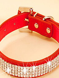 Diamond Pet Collar
